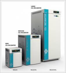 Tủ ấm CO2, Model 203XL