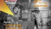NHẬN BẰNG CỬ NHÂN CÔNG NGHỆ THÔNG TIN CỦA ANH QUỐC KHI DU HỌC TẠI SINGAPORE