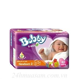 Miếng Lót Sơ Sinh Bobby Fresh  New Born 2