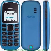 Điện Thoại Nokiah 1280 - Sạc, Pin đầy đủ Bảo Hành 12 Tháng - Điện Thoại Nokiah 1280