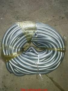 Ống thép mềm luồn dây điện không bọc nhựa
