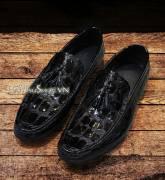 Giày nam hàng hiệu LV 006