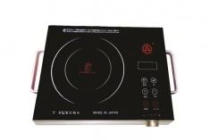 Bếp hồng ngoại 2 vòng nhiệt Nhập Khẩu Nhật Bản T-SUKUBA M19