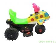 Xe moto điện trẻ em JM-777 (3 bánh thể thao)