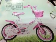Xe đạp trẻ em YiBaiXin YBX-02 loại 12 inch