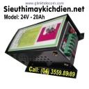 Máy Sạc ắc quy tự động G-Link Power 24V - 20Ah