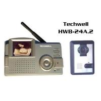 Bộ chuông hình không dây Techwell HWB-24a-2