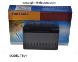 Box ghi âm điện thoại 4 line Tansonic T5U4