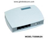 Box ghi âm điện thoại 2 line Tansonic TX2006U2A
