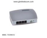 Box ghi âm điện thoại 2 line Tansonic TX2006U2G