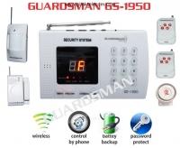 Hệ thống báo trộm không dây GUARDSMAN GS-1950