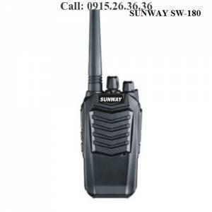 Bộ đàm cầm tay SUNWAY SW-180 High Power 8W