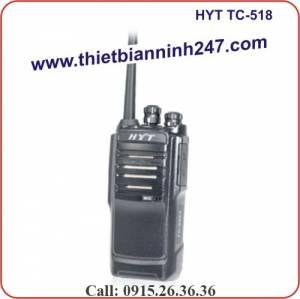 Bộ đàm HYT TC-518 UHF2