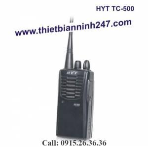 Bộ đàm cầm tay HYT TC-500 UHF2