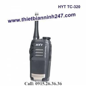 Bộ đàm HYT TC-320 UHF3  (400-470mhz)