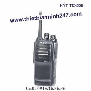 Bộ đàm HYT TC-508 UHF1