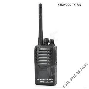 Bộ đàm cầm tay Kenwood TK-710