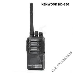 Bộ đàm cầm tay KENWOOD HD-350
