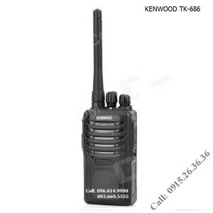 Bộ đàm cầm tay KENWOOD TK-686