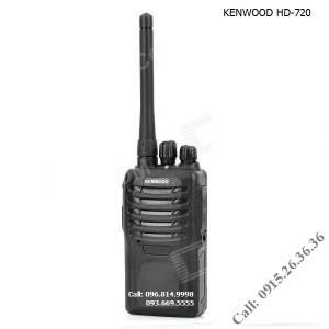 Bộ đàm cầm tayKENWOOD HD-720