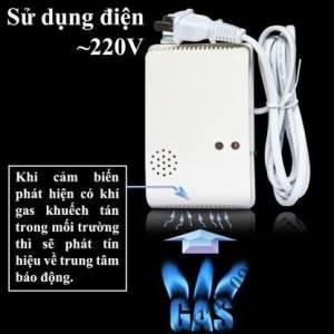 Cảm biến khí gas không dây WSQG01/Y01