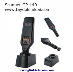 Máy dò kim loại cầm tay Scanner GP-140