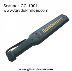 Máy dò kim loại cầm tay Gold Century GC-1001