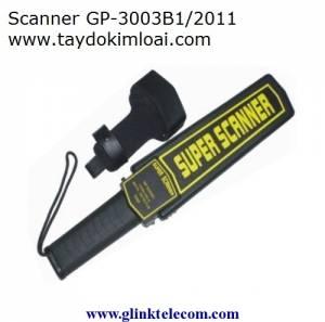 Máy dò kim loại cầm tay Scanner GP-3003B1/ 2011