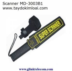 Máy dò kim loại cầm tay Scanner MD-3003B1