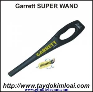 Máy dò kim loại cầm tay Garrett SUPER WAND
