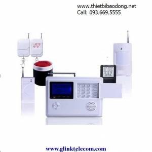 Bộ báo trộm không dây dùng SIM và line Guardsman GS-6100