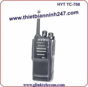 Máy bộ đàm cầm tay HYT TC708