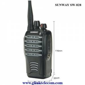 Bộ đàm cầm tay chống nước SUNWAY SW-828 IP66 Waterproof (8W)