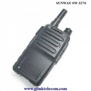 Bộ đàm cầm tay mini SUNWAY SW-327S (có đèn Pin)
