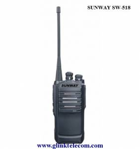 Bộ đàm cầm tay SUNWAY SW-518 UHF