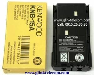 Pin KNB-15A dùng bộ đàm Kenwood TK 2102