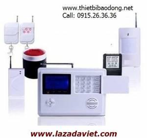 Hệ thống báo trộm không dây GUARDSMAN GS-5900