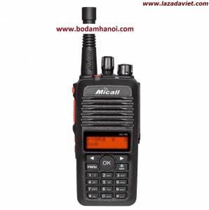 Bộ đàm cầm tay dùng SIM 3G Micall MC780