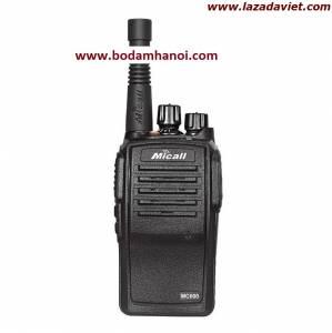 Bộ đàm cầm tay dùng SIM 3G Micall MC600