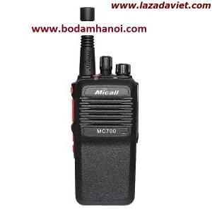 Bộ đàm cầm tay dùng SIM 3G Micall MC700