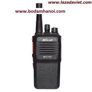 Bộ đàm cầm tay dùng SIM 3G Micall MC700G