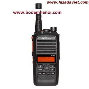 Bộ đàm cầm tay dùng SIM 3G Micall MC760