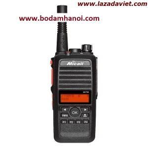 Bộ đàm cầm tay dùng SIM 3G Micall MC760G