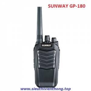Máy bộ đàm SUNWAY GP-180