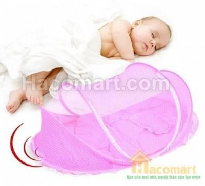 Màn chụp chống muỗi cho bé happy baby