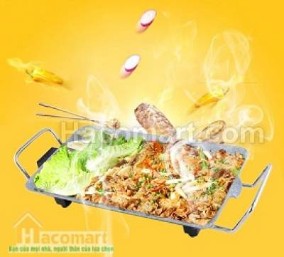 Bếp nướng không khói quà tặng samsung