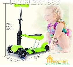 Xe trượt Scooter 3in1 cho bé