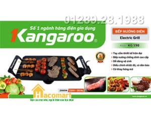 Bếp nướng kangaroo KG198