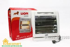 Quạt sưởi Lion Q5A 2 bóng