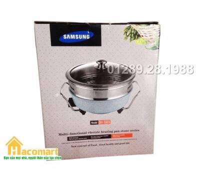 Nồi lẩu điện vân đá Samsung DH-SS03